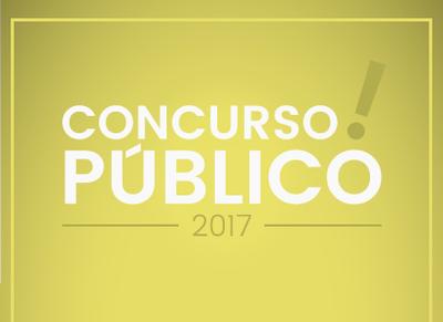 Monteiro reabre inscrições em concurso 2017