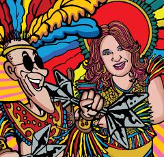 Recife veja a programação do Carnaval 2018