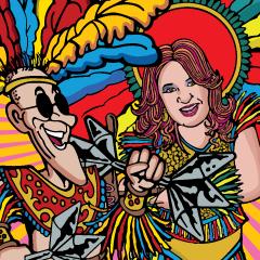Homenageados do Carnaval do Recife
