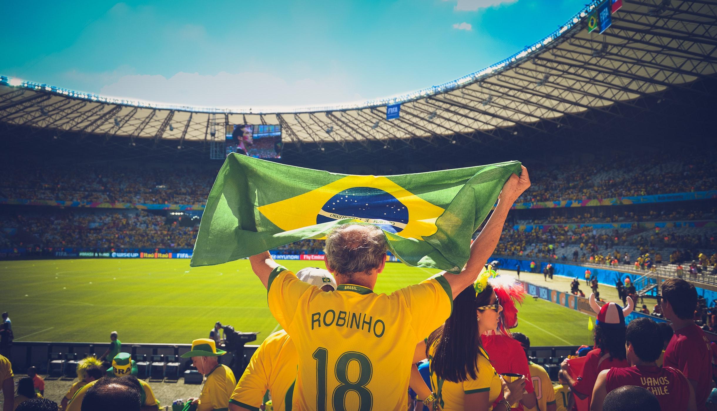 Copa do Mundo 2018 brasileiros ganham guia de participação do evento